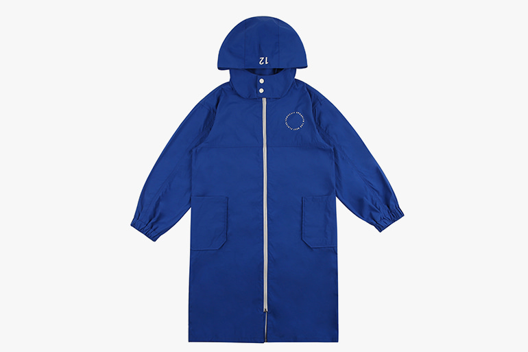 아이스비스킷 - Icebiscuit long windbreaker 20% sale