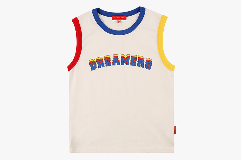 아이스비스킷 - Dreamers tank top 20% sale