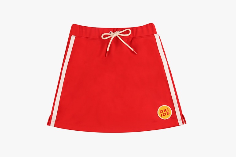 아이스비스킷 - OK ICE jersey skirt