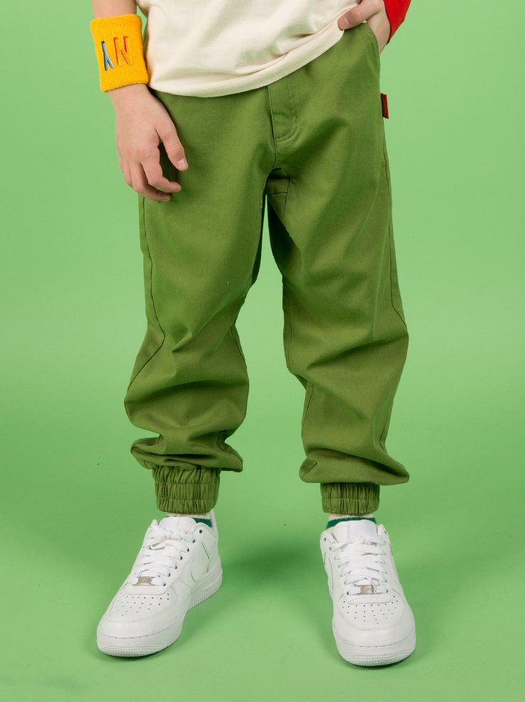 아이스비스킷 - Ted jogger pants 30% sale