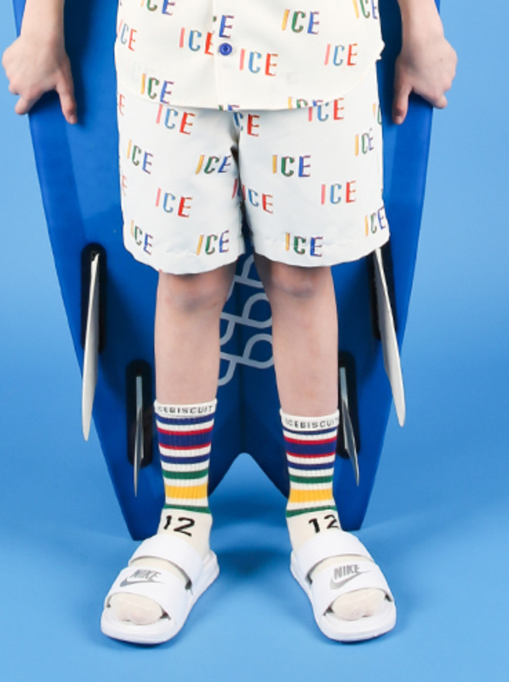 아이스비스킷 - Multi ice shorts 30% sale