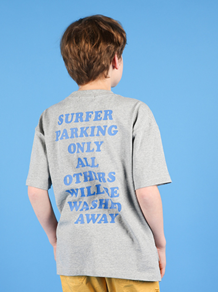 아이스비스킷 - Surfers only loose-fit tee 40% sale