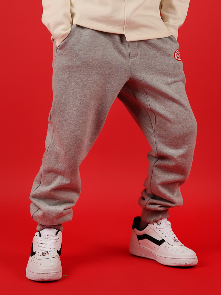 아이스비스킷 - Icebiscuit sweat jogger pants 30% sale