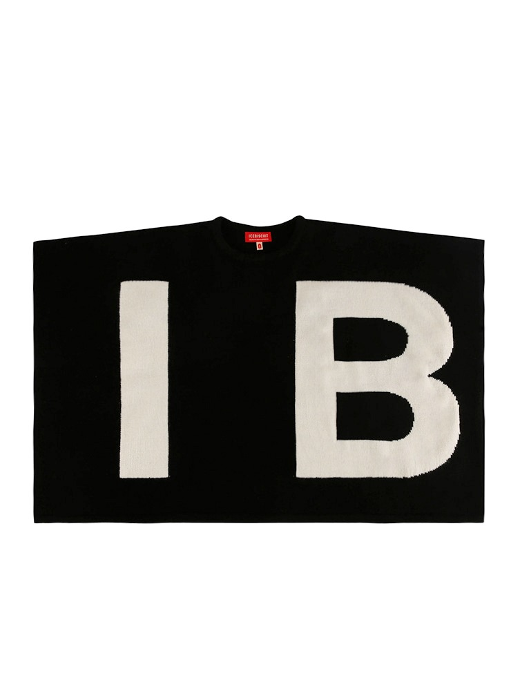아이스비스킷 - IBBK poncho sweater 20% Sale
