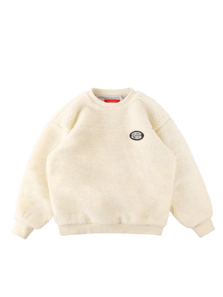 아이스비스킷 - Icebiscuit sherpa fleece pullover