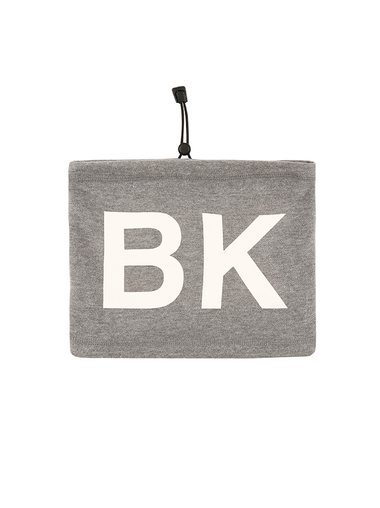 아이스비스킷 - IB BK logo neck warmer  50% sale (기모O)