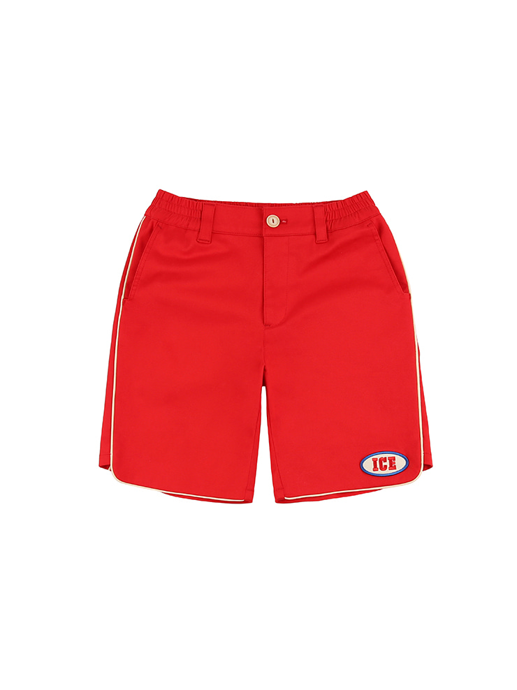 아이스비스킷 - Vintage ice wappen shorts