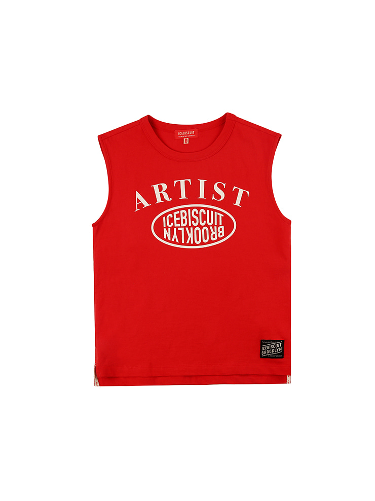 아이스비스킷 - Icebiscuit artist tank top 20% sale