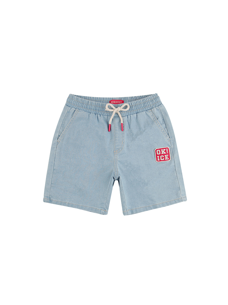 아이스비스킷 - OK ICE denim shorts 20% sale