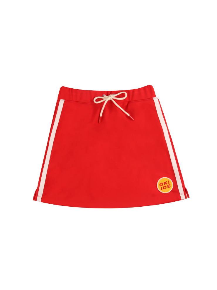 아이스비스킷 - OK ICE jersey skirt 20% sale
