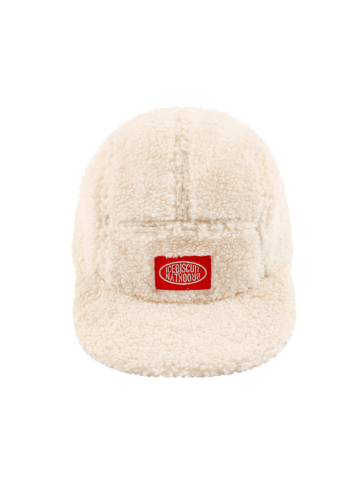아이스비스킷 - Icebiscuit fleece camp cap
