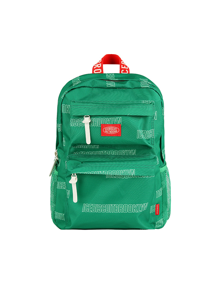 아이스비스킷 - Multi Icebiscuit double pocket backpack