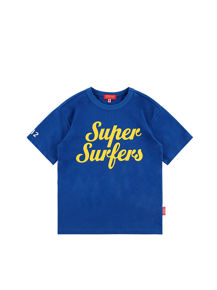 아이스비스킷 - Super surfers short sleeve tee