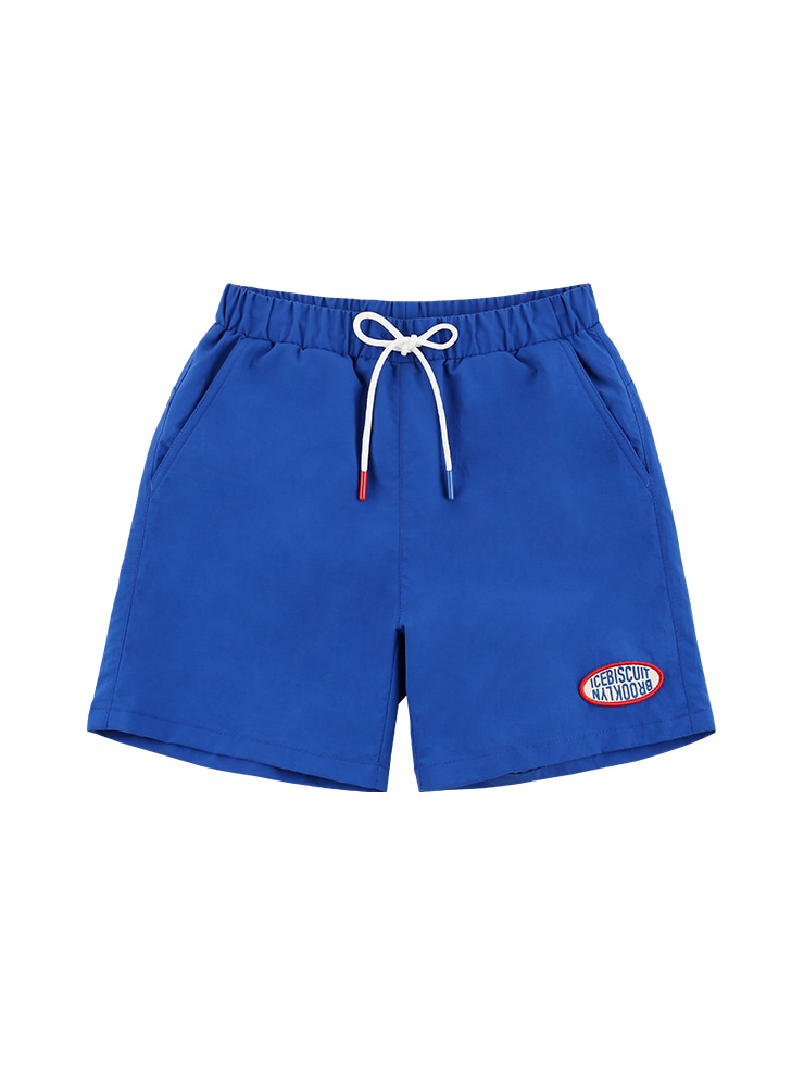 아이스비스킷 - Icebiscuit mesh pocket swim shorts