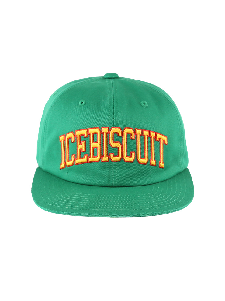 아이스비스킷 - Icebiscuit logo 6 panel cap