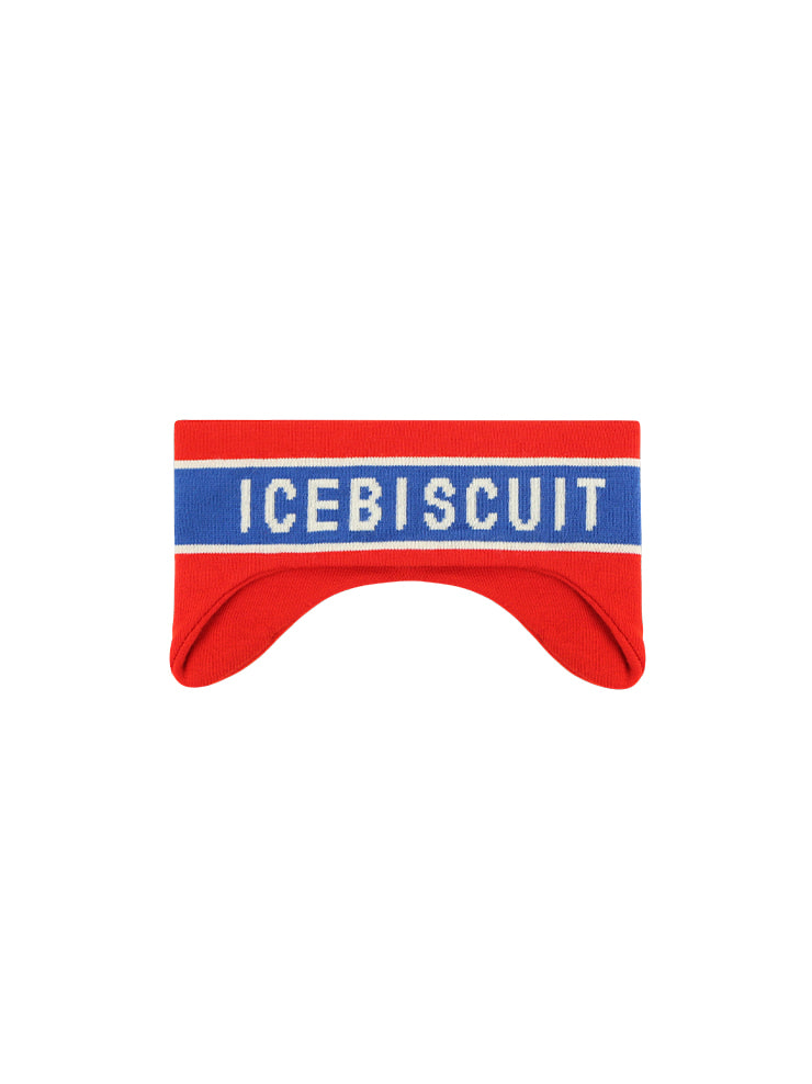 아이스비스킷 - Icebiscuit stripe flap headband