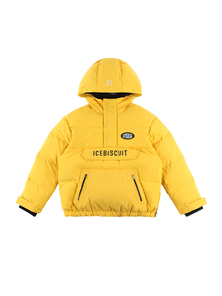 아이스비스킷 - Icebiscuit anorak down jacket