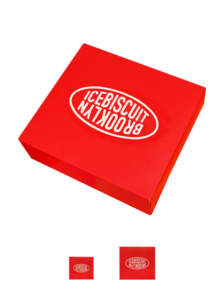 아이스비스킷 - Icebiscuit new gift box (M/L)