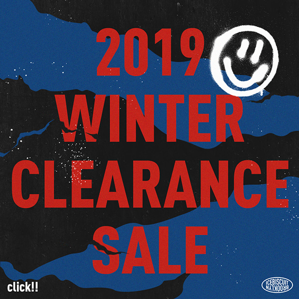 아이스비스킷 - ICEBISCUIT 2019 WINTER CLEARANCE SALE