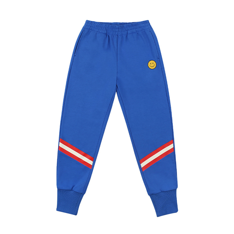 아이스비스킷 - Stripe point slim fit sweat pants 20% sale