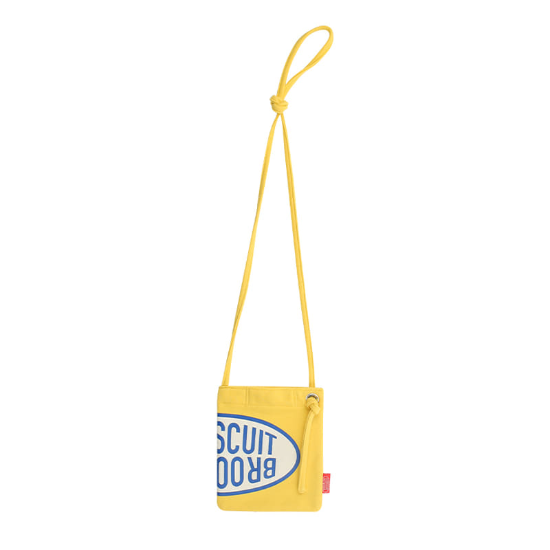 아이스비스킷 - Icebiscuit symbol-print mini shoulder bag