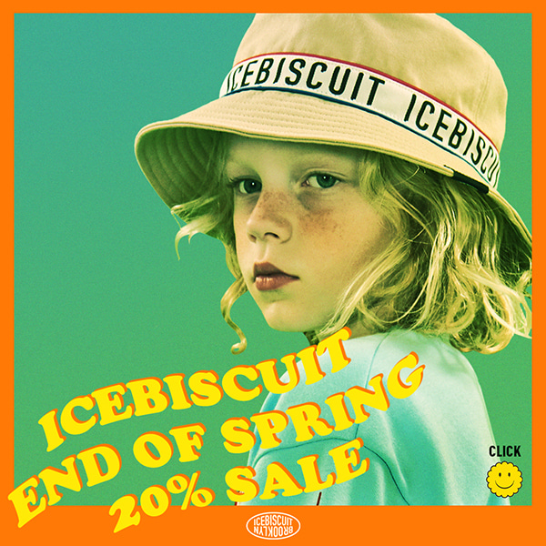 아이스비스킷 - ICEBISCUIT END OF SPRING