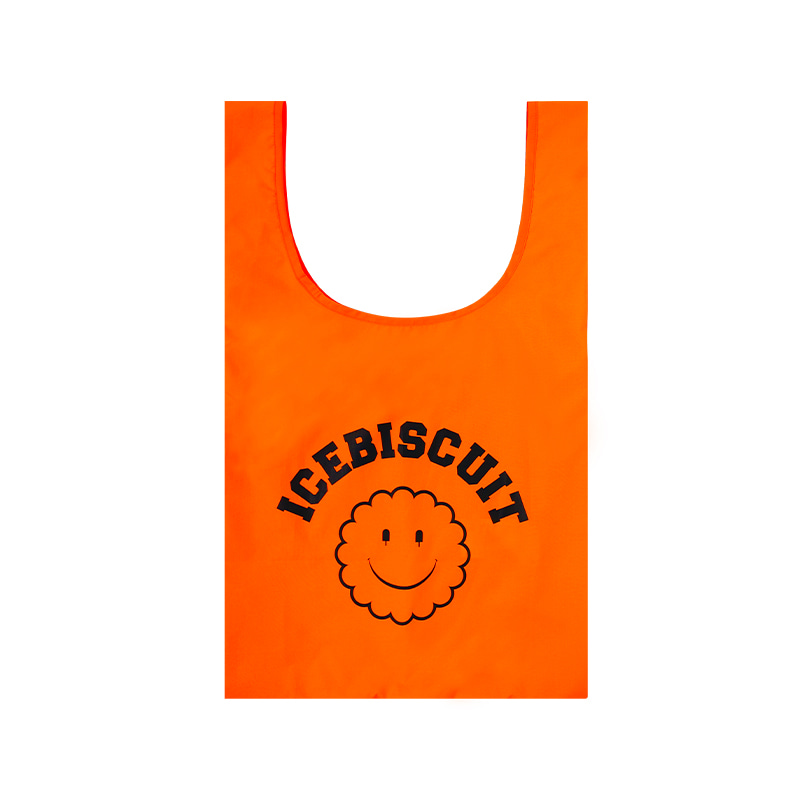 아이스비스킷 - Icebiscuit smile reusable tote bag