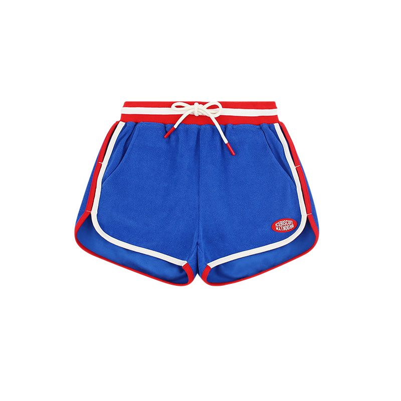 아이스비스킷 - Icebiscuit contrast binding terry shorts 30% sale