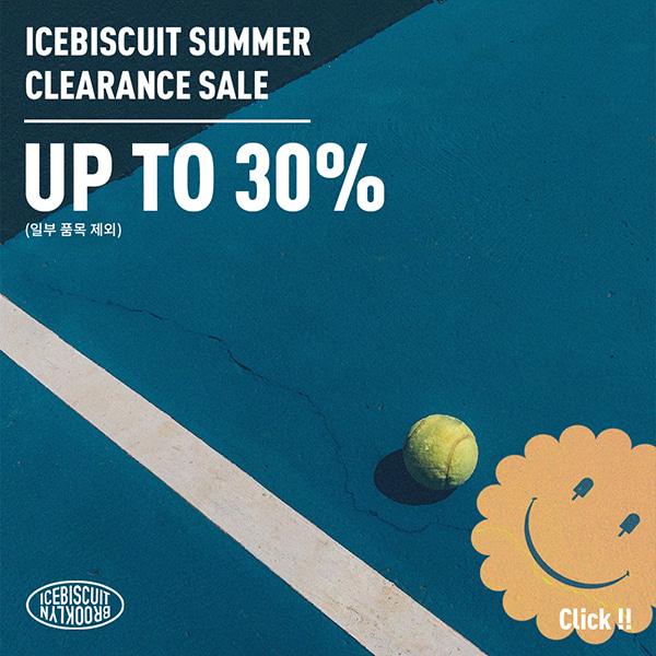 아이스비스킷 - ICEBISCUIT SUMMER CLEARANCE SALE